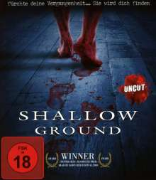 Shallow Ground (Blu-ray), Blu-ray Disc