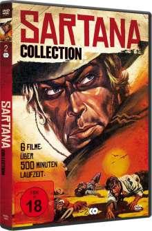 Sartana Collection (6 Filme auf 2 DVDs), 2 DVDs