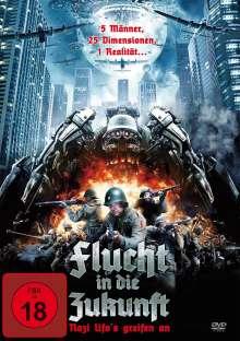Flucht in die Zukunft - Nazi Ufo's greifen an, DVD