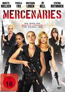 Mercenaries, DVD