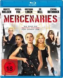 Mercenaries (Blu-ray), Blu-ray Disc