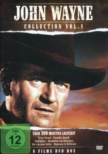 John Wayne Collection Vol. 1, DVD