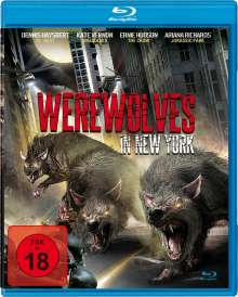 Werewolves in New York (Blu-ray), Blu-ray Disc