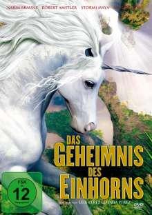 Das Geheimnis des Einhorns, DVD