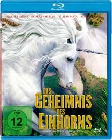 Das Geheimnis des Einhorns (Blu-ray), Blu-ray Disc