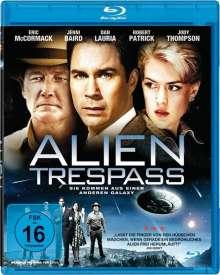 Alien Trespass (Blu-ray), Blu-ray Disc