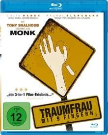 Traumfrau mit 9 Fingern (Blu-ray), Blu-ray Disc