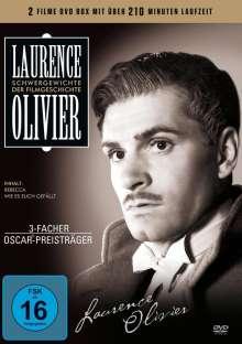 Schwergewichte der Filmgeschichte: Laurence Olivier, DVD