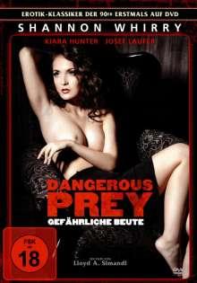 Dangerous Prey - Gefährliche Beute, DVD