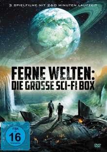 Ferne Welten: Die grosse SCI-FI Box, DVD