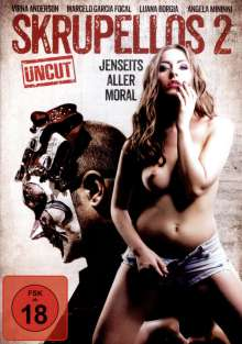 Skrupellos 2 - Jenseits aller Moral, DVD