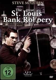 Der grosse St. Louis Bankraub, DVD