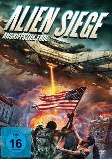 Alien Siege, DVD