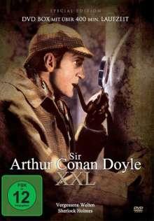 Sir Arthur Conan Doyle XXL (Special Edition), 2 DVDs
