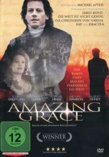 Amazing Grace (2006), DVD