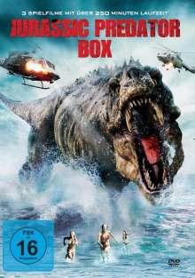 Jurassic Predator Box, DVD