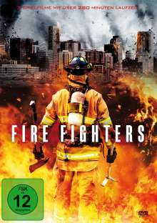 Fire Fighters (3 Spielfilme), DVD