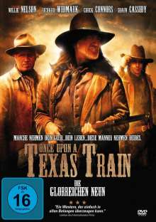 Once upon a Texas Train, DVD