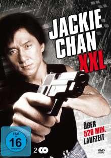 Jackie Chan XXL (6 Filme auf 2 DVDs), 2 DVDs