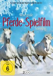 Meine große Pferde-Spielfilm Sammlung (6 Filme auf 2 DVDs), 2 DVDs