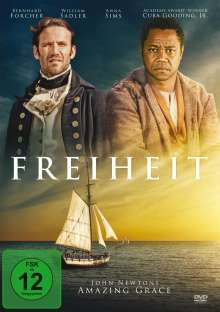 Freiheit - John Newton's Amazing Grace, DVD