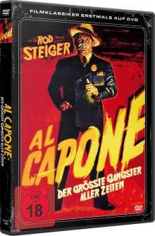Al Capone - Der grösste Gangster aller Zeiten, DVD