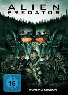 Alien Predator - Hunting Season, DVD