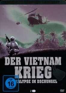 Der Vietnam Krieg - Apokalypse im Dschungel (Metal-Pack), 2 DVDs