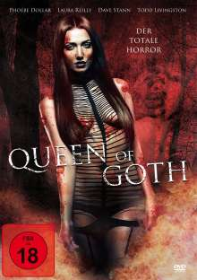 Queen of Goth, DVD