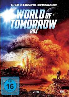 World of Tomorrow Box (12 Filme auf 4 DVDs), 4 DVDs