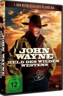 John Wayne - Held des Wilden Westens, DVD