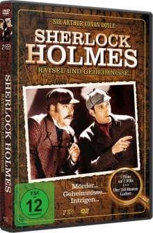 Sherlock Holmes - Rätsel und Geheimnisse, 2 DVDs