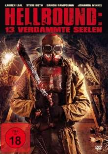 Hellbound: 13 verdammte Seelen, DVD