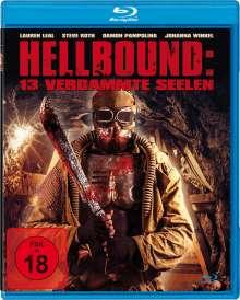 Hellbound: 13 verdammte Seelen (Blu-ray), Blu-ray Disc