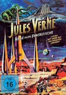 Jules Verne - Reise in das Fantastische, 2 DVDs