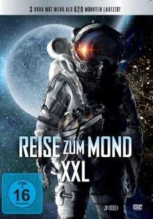 Reise zum Mond XXL (7 Filme auf 3 DVDs), 3 DVDs
