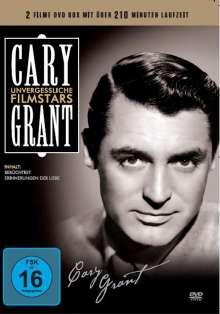 Unvergessliche Filmstars: Cary Grant, 2 DVDs