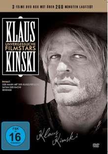 Unvergessliche Filmstars: Klaus Kinski, DVD