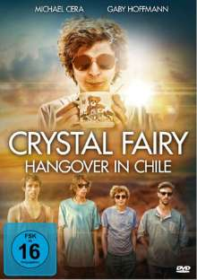 Crystal Fairy - Hangover in Chile, DVD