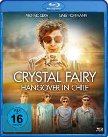 Crystal Fairy - Hangover in Chile (Blu-ray), Blu-ray Disc