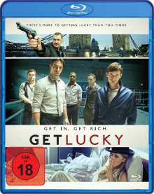 Get Lucky (2013) (Blu-ray), Blu-ray Disc