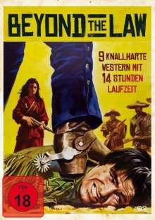 Beyond the Law (9 Filme auf 3 DVDs), 3 DVDs