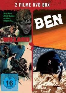 Willard / Ben, 2 DVDs