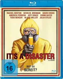 It's a Disaster - Bist du bereit? (Blu-ray), Blu-ray Disc