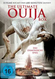 The Ultimate Ouija Box (8 Filme auf 4 DVDs), 4 DVDs