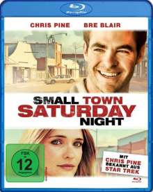 Small Town Saturday Night (Blu-ray), Blu-ray Disc