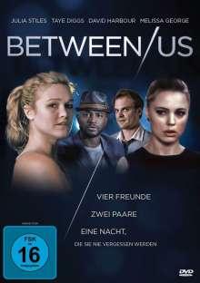 Between Us, DVD