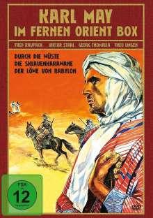 Karl May - Im Fernen Orient Box, DVD