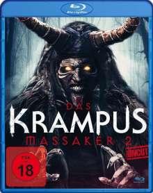 Das Krampus-Massaker 2 (Blu-ray), Blu-ray Disc
