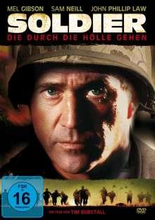 Soldier - Die durch die Hölle gehen (Die grünen Teufel vom Mekong), DVD